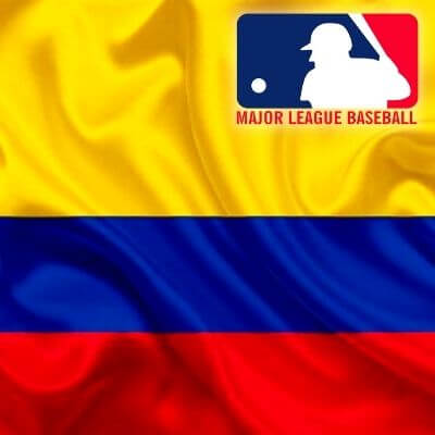 Beisbolistas de Colombia en las Grandes Ligas • Major League Baseball (MLB) • 2021