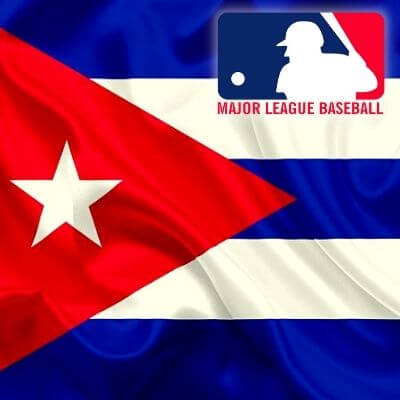 Beisbolistas de Cuba en las Grandes Ligas • Major League Baseball (MLB) • 2021
