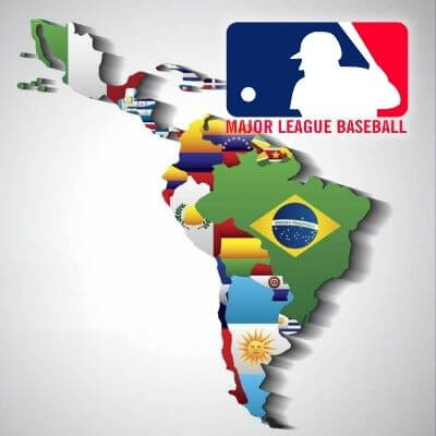 Beisbolistas latinos en las Grandes Ligas • Major League Baseball (MLB) • 2021