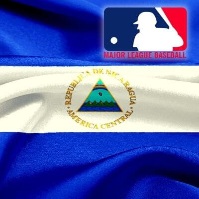 Beisbolistas de Nicaragüa en las Grandes Ligas • Major League Baseball (MLB) • 2021