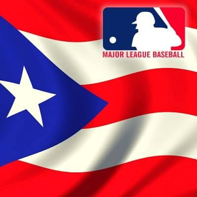 Beisbolistas de Puerto Rico en las Grandes Ligas • Major League Baseball (MLB) • 2021