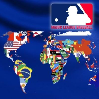 Beisbolistas canadienses, estadounidenses y del mundo en las Grandes Ligas • Major League Baseball (MLB) • 2021