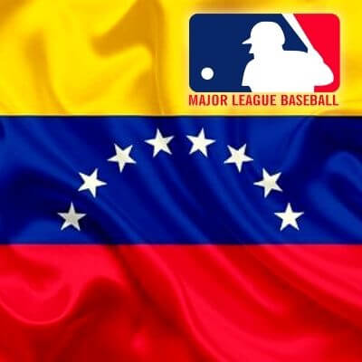 Beisbolistas de Venezuela en las Grandes Ligas • Major League Baseball (MLB) • 2021